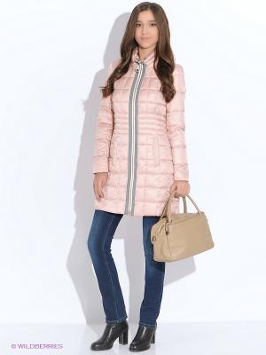 Пальто S.OLIVER. Цвет: бледно-розовый
