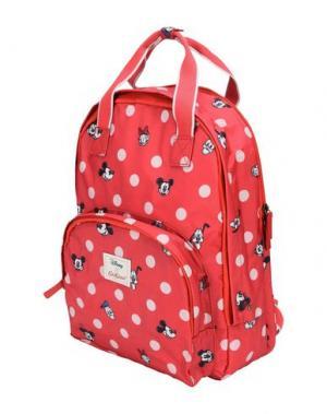 Рюкзаки и сумки на пояс CATH KIDSTON x DISNEY. Цвет: красный