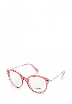 Оправа Miu. Цвет: розовый