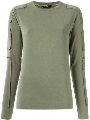 Embellished blouse Uma   Raquel Davidowicz. Цвет: зелёный