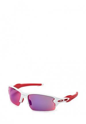 Очки солнцезащитные Oakley. Цвет: разноцветный