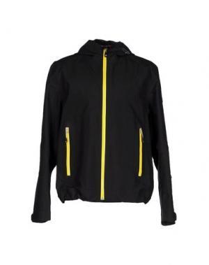 Куртка VUARNET. Цвет: черный