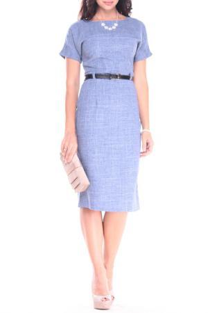 Платье Dioni. Цвет: светло-сиреневый