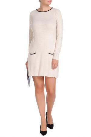 Платье Marks & Spencer. Цвет: мультицвет