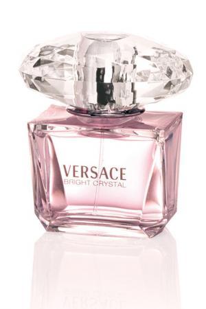 Bright Crystal EDT, 30 мл Versace. Цвет: прозрачный