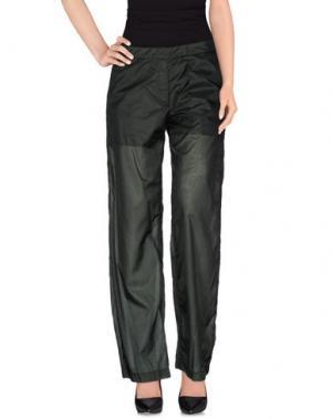 Повседневные брюки ARTHUR ARBESSER. Цвет: темно-зеленый