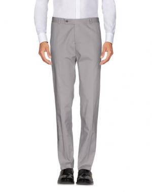 Повседневные брюки ALESSANDRO DELL'ACQUA. Цвет: серый