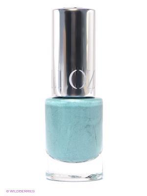 Лак для ногтей Гламур SMOKY, тон 6318 YLLOZURE. Цвет: серо-голубой