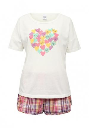 Пижама Vis-a-Vis. Цвет: разноцветный