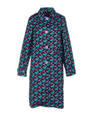 Легкое пальто WEILI ZHENG. Цвет: фиолетовый