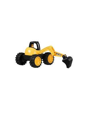 Машинка Экскаватор 18 см. HTI. Цвет: желтый