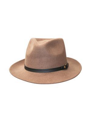 Шляпа Cardinal&Margo. Цвет: светло-коричневый
