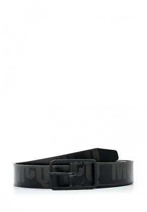 Ремень McQ Alexander McQueen. Цвет: черный