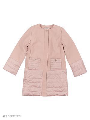 Пальто MARIELA. Цвет: бледно-розовый