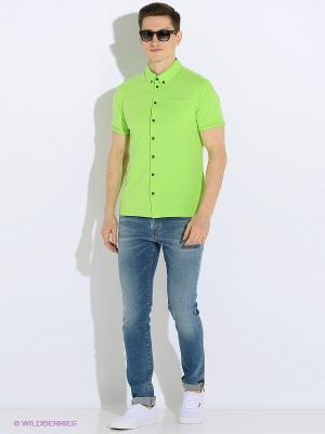 Рубашка Primm. Цвет: салатовый