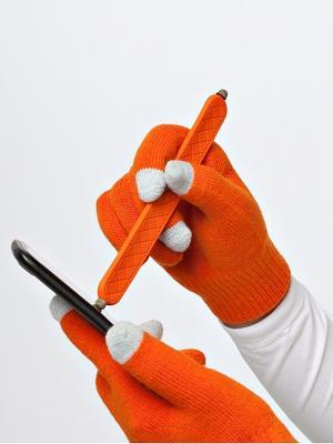 Браслет стилус BANGLE DRESS COTE. Цвет: оранжевый