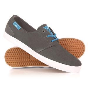 Кеды кроссовки низкие  Crip Shale/Seaport Circa. Цвет: серый