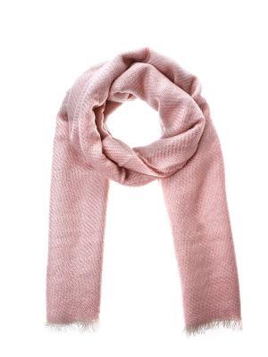 Палантин Migura. Цвет: розовый, бежевый