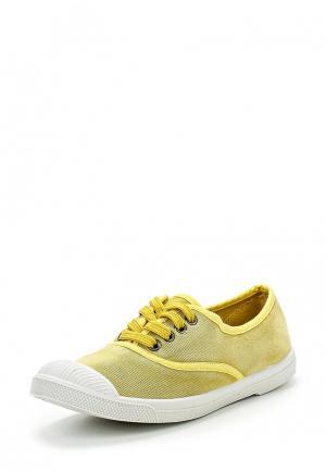 Кеды WS Shoes. Цвет: желтый