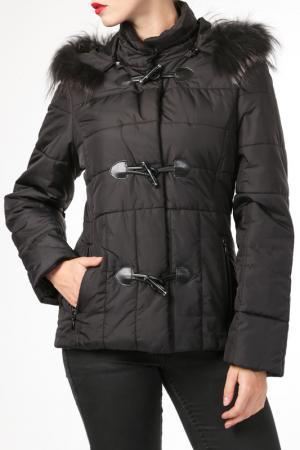 Куртка HDS. Цвет: black