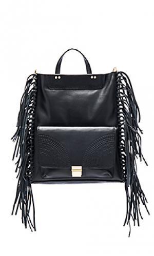 Рюкзак lucille Sancia. Цвет: черный