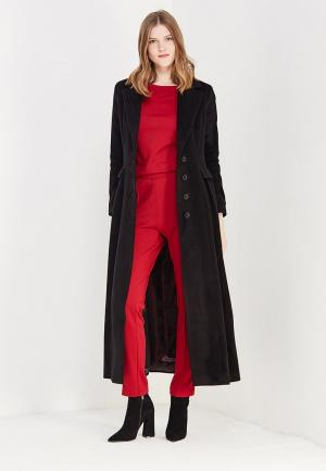 Пальто Demurya Collection. Цвет: черный