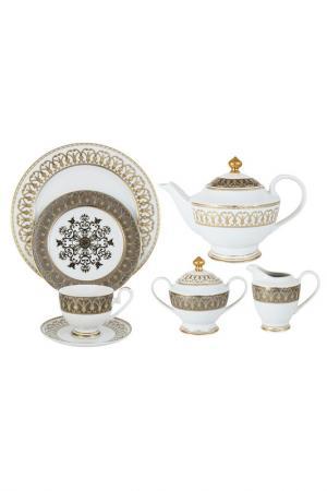 Чайный сервиз Вдохновение Midori. Цвет: мультицвет