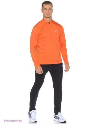 Джемпер Ess Winter 1/2 Zip ASICS. Цвет: оранжевый