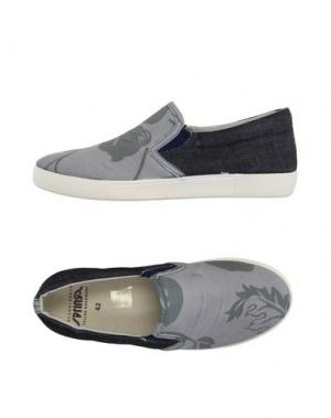 Низкие кеды и кроссовки SPRINGA. Цвет: серый