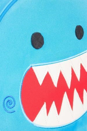Детский рюкзак с акулой Zoocchini. Цвет: multicolor