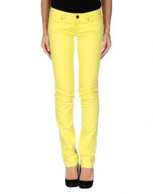 Повседневные брюки CAMOUFLAGE AR AND J.. Цвет: кислотно-зеленый