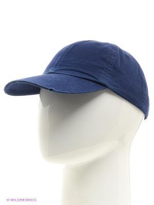 Кепка United Colors of Benetton. Цвет: серо-голубой, темно-фиолетовый