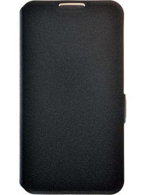 Чехол-книжка для LG K4 Prime. Цвет: черный