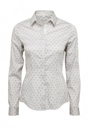 Рубашка Colletto Bianco. Цвет: серый