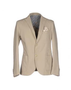 Пиджак MANUEL RITZ. Цвет: песочный