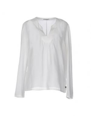 Блузка MAGILLA. Цвет: белый