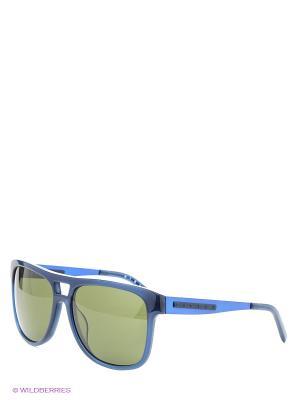 Солнцезащитные очки SY 621S 02 Sisley. Цвет: синий
