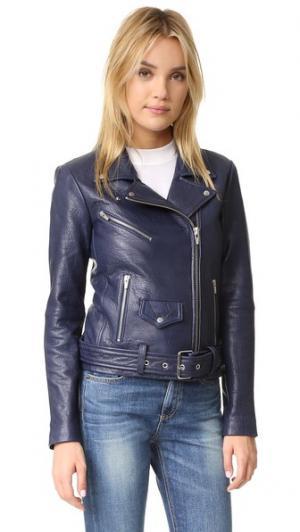 Классическая куртка Jayne VEDA. Цвет: парижская лазурь