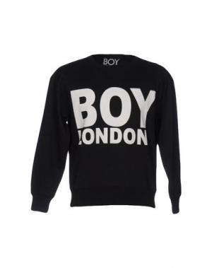 Толстовка BOY LONDON. Цвет: черный