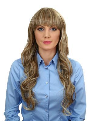 Парик женский Diora VIP-PARIK. Цвет: светло-коричневый, молочный, светло-желтый