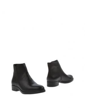 Полусапоги и высокие ботинки BAGATT. Цвет: темно-коричневый