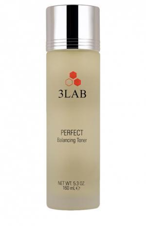 Увлажняющий баланс-тоник для лица 3LAB. Цвет: бесцветный