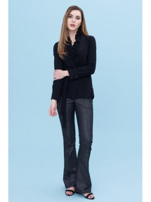 Блузка DEMURYA. Цвет: черный