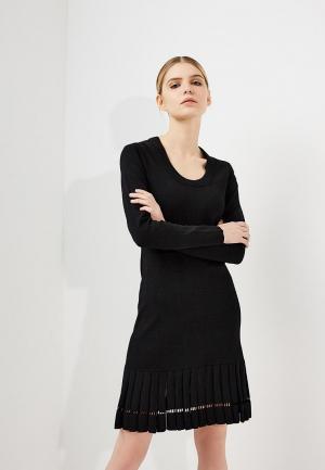 Платье Michael Kors. Цвет: черный
