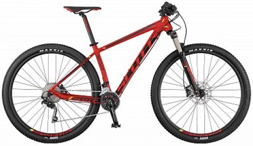 Велосипед горный мужской  Scale 770 Scott