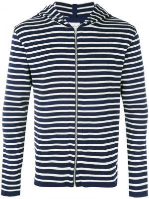 Куртка с капюшоном Passage S.N.S. Herning. Цвет: синий