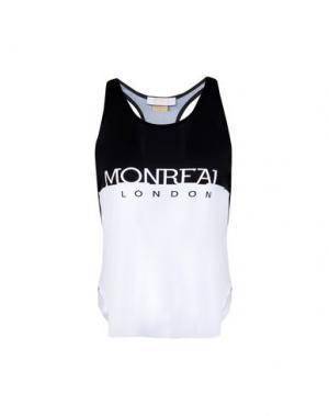 Майка MONREAL LONDON. Цвет: белый