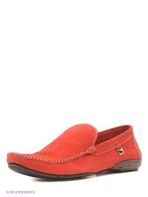 Обувь Franco Bellucci. Цвет: красный
