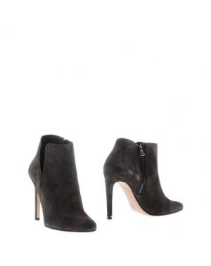 Ботинки GIORDANA F.. Цвет: свинцово-серый