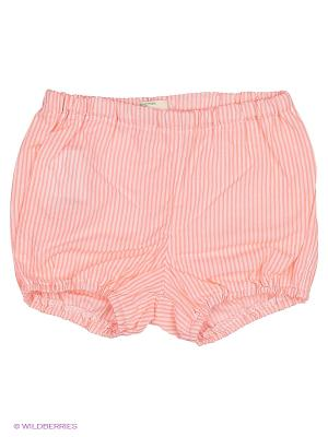 Шорты United Colors of Benetton. Цвет: бледно-розовый, кремовый, розовый